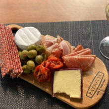 Rounded Cheese Board