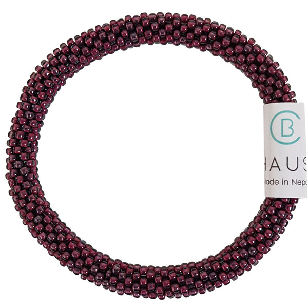 Berry Wine Roll - On Bracelet - Chausie