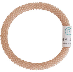 Frosted Rosaline Roll - On Bracelet - Chausie