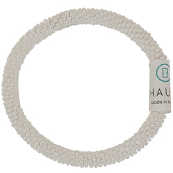 White Pearl Roll - On Bracelet - Chausie