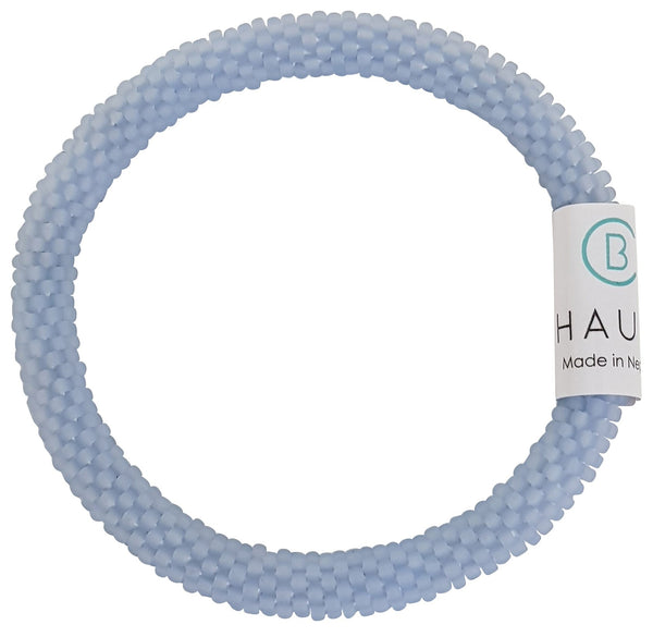 Glacier Frosted Roll - On Bracelet - Chausie