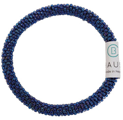 Caribbean Blue Roll - On Bracelet - Chausie
