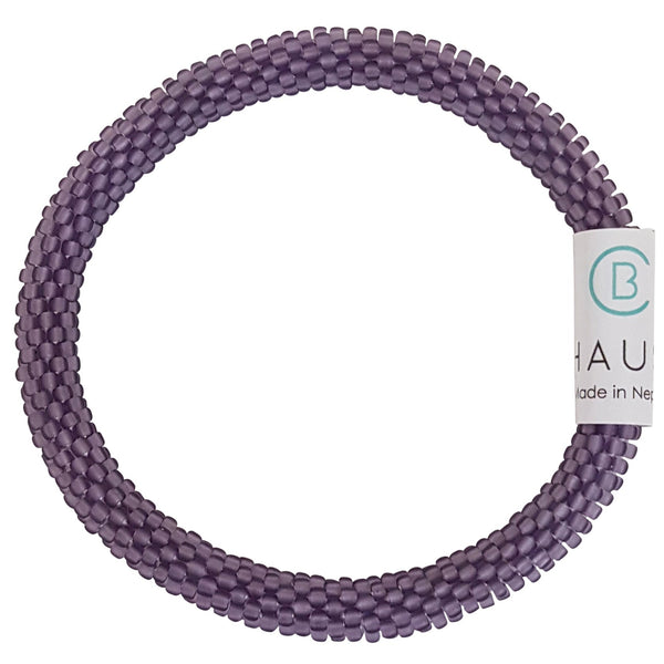 Sugar Plum Frosted Roll - On Bracelet - Chausie