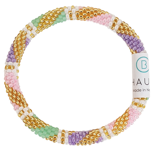"""Adeline"" Roll - On Bracelet"