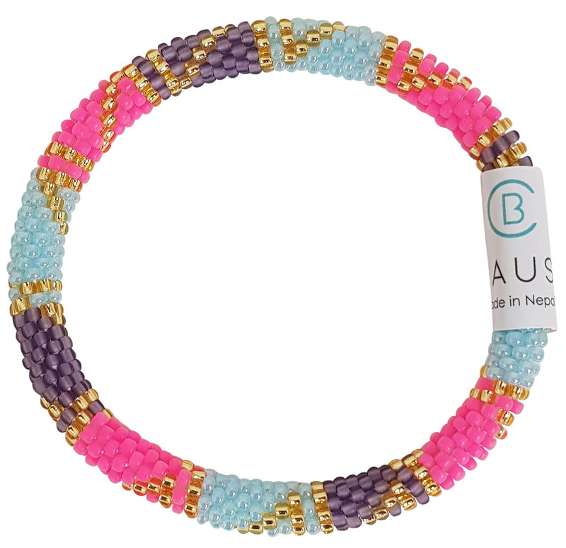 "Stack ""Princess Lilly"" Roll - On Bracelet"