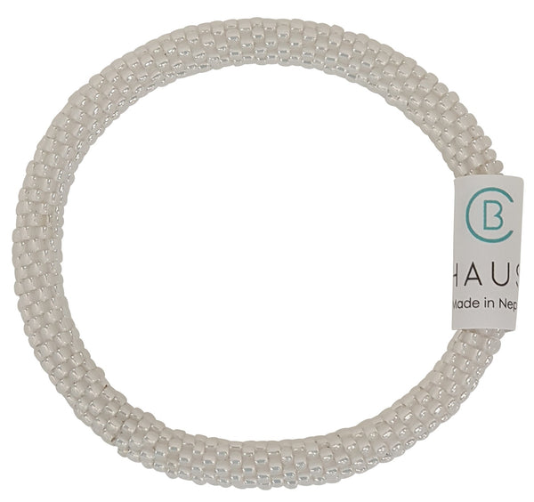 Moonstone Roll - On Bracelet - Chausie