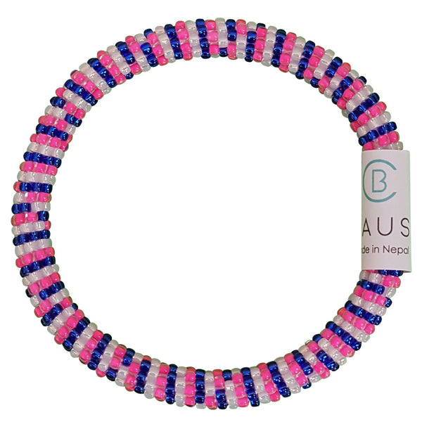 """Karla"" Roll - On Bracelet - Chausie"