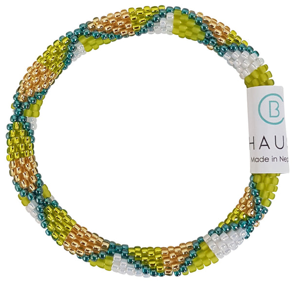"""Anna"" Roll - On Bracelet - Chausie"