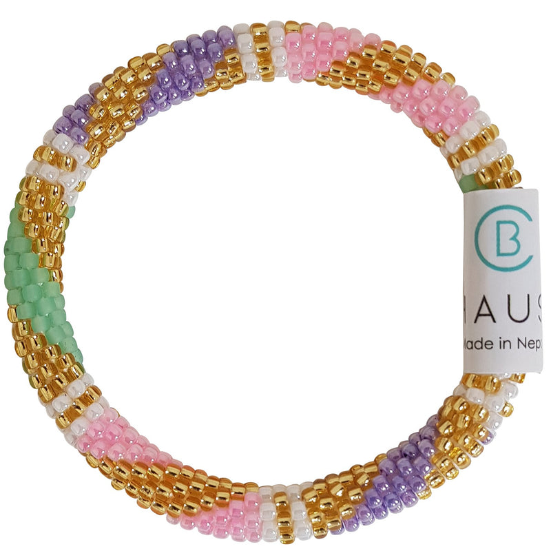 "Kids ""Adeline"" Roll - On Bracelet"