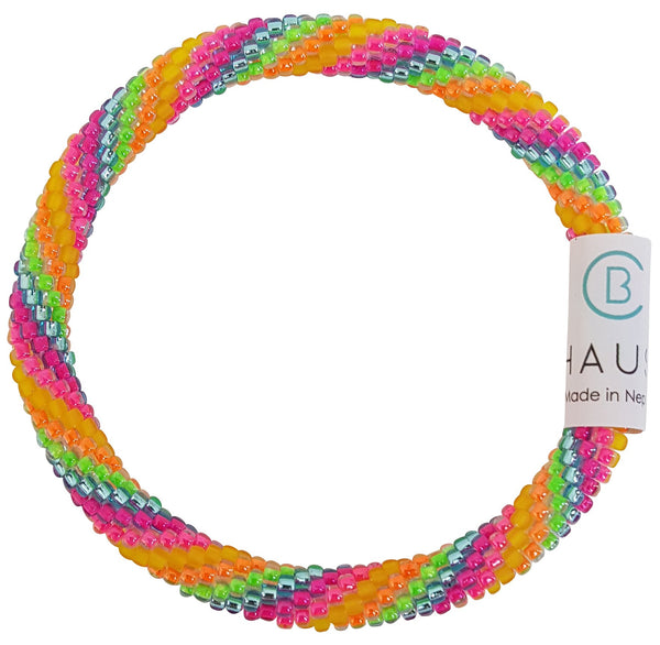 Rainbow Roll - On Bracelet - Chausie