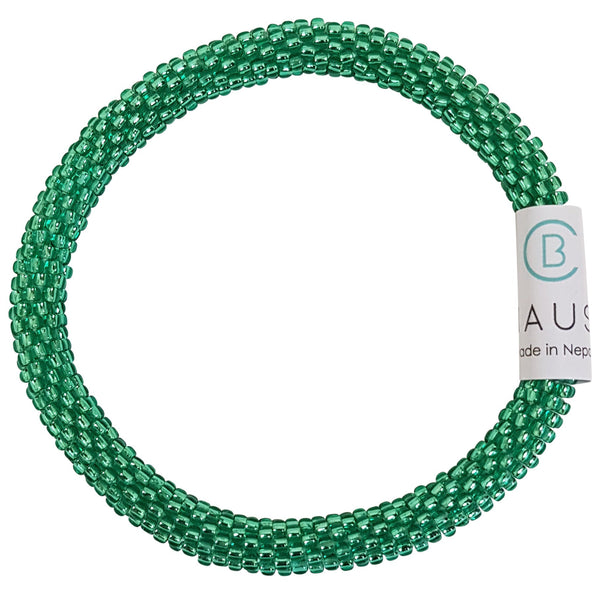 Peridot Roll - On Bracelet - Chausie
