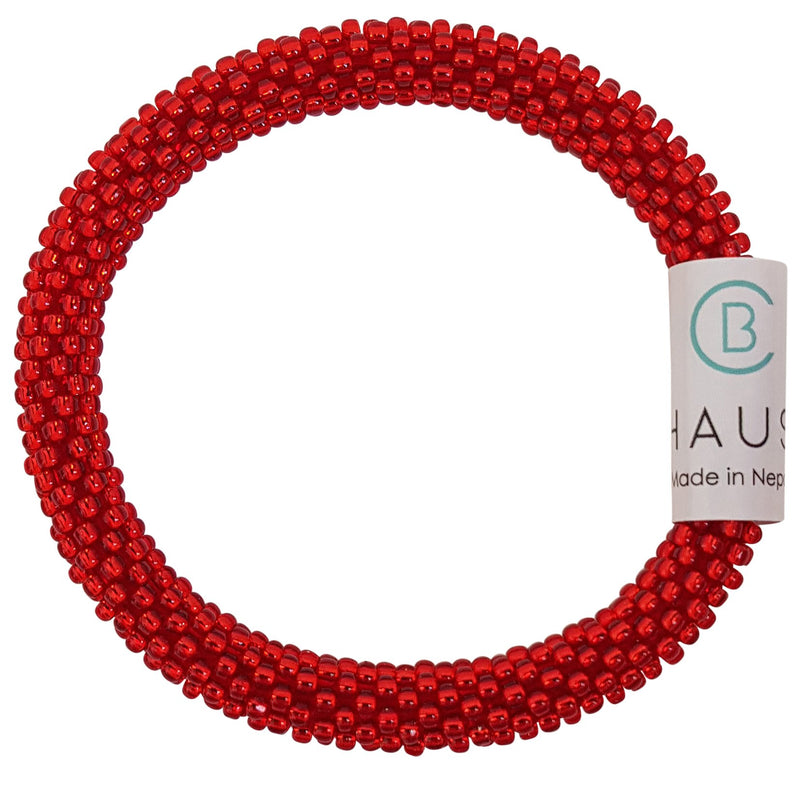 "Kids ""Ruby"" Roll - On Bracelet"