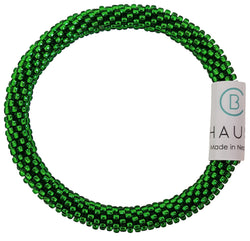 Grass Green Kids Roll - On Bracelet - Chausie