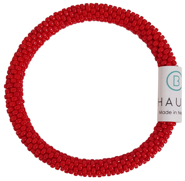 Cherry Roll - On Bracelet