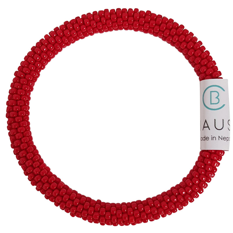 Pepper Red Roll - On Bracelet - Chausie