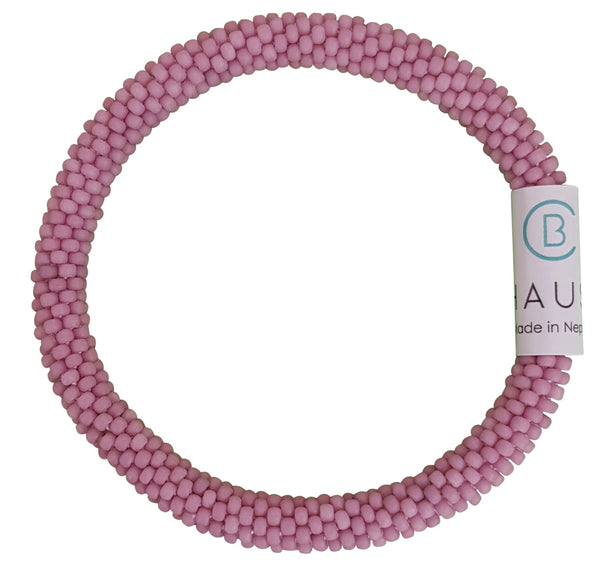 Plumeria Roll - On Bracelet