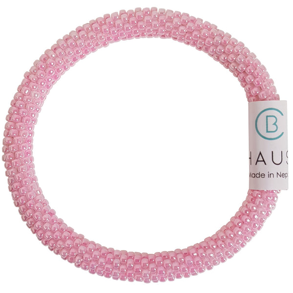 Cotton Candy Roll - On Bracelet