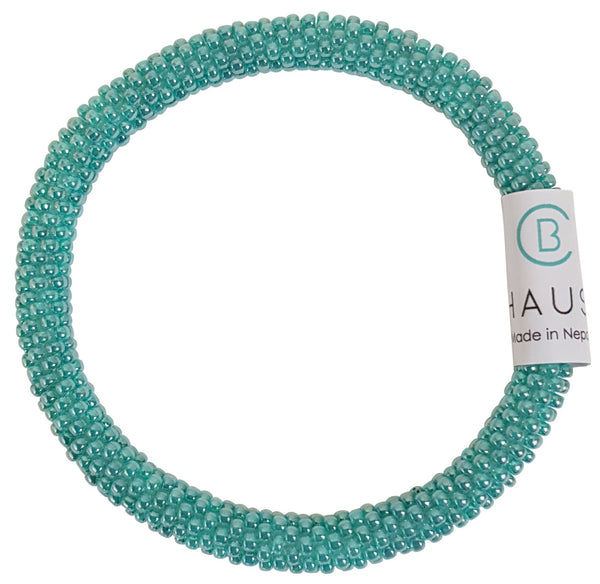 Sea Green Roll - On Bracelet - Chausie
