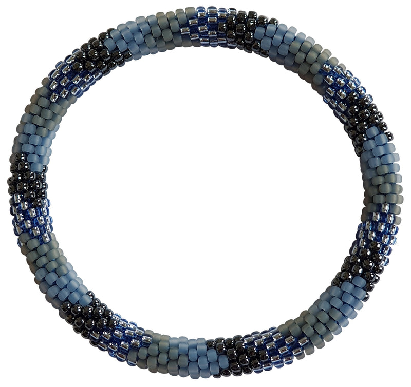 """Alyce"" Roll - On Bracelet"