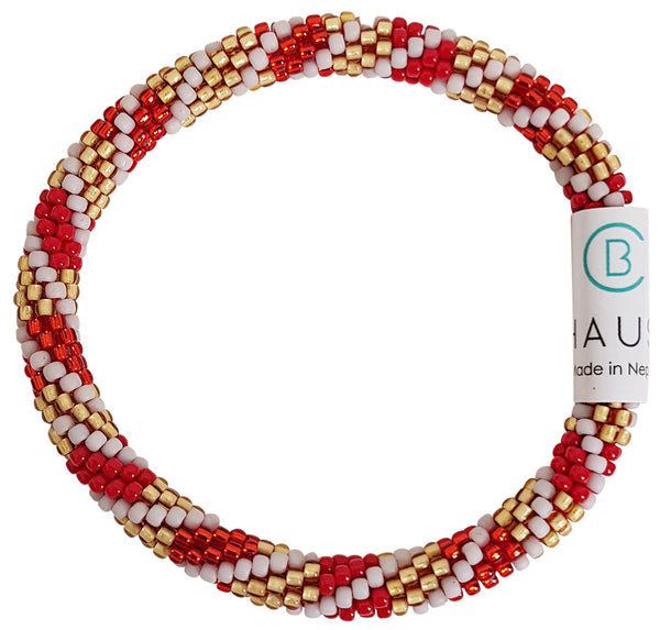 """Avery"" Roll - On Bracelet - Chausie"
