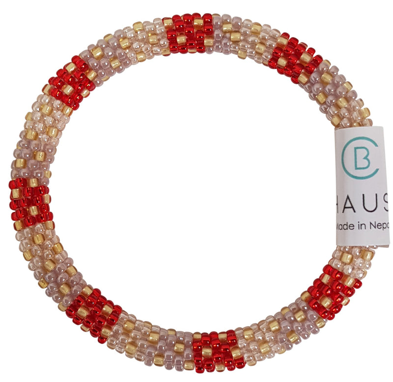 "Stack ""Passion"" Roll - On Bracelet"