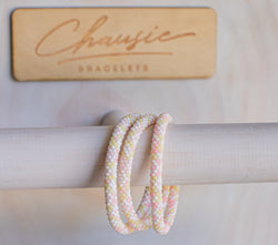 """Bunnie"" Roll - On Bracelet"