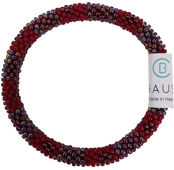 """Courtney"" Roll - On Bracelet"