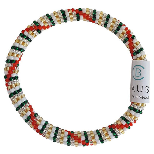 Deck the Halls Roll - On Bracelet - Chausie