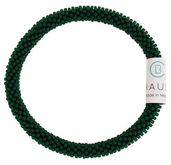 Chausie Man Matte Green Roll - On Bracelet - Chausie