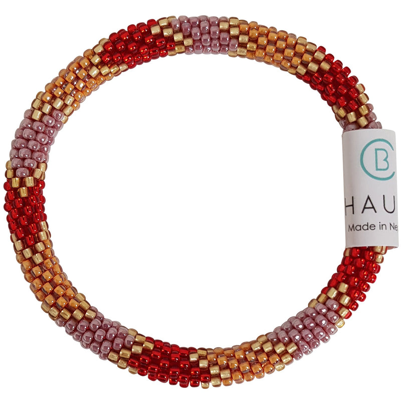 """Harmony"" Roll - On Bracelet"