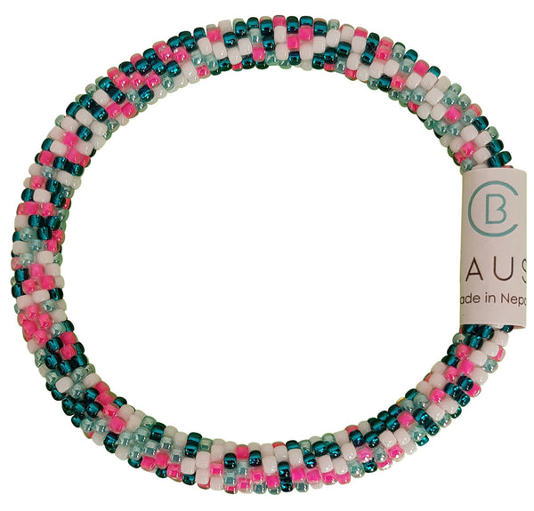 """Kiera"" Roll - On Bracelet"