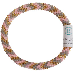 """Krystal"" Roll - On Bracelet - Chausie"