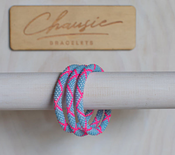 """Laylah"" Roll - On Bracelet"