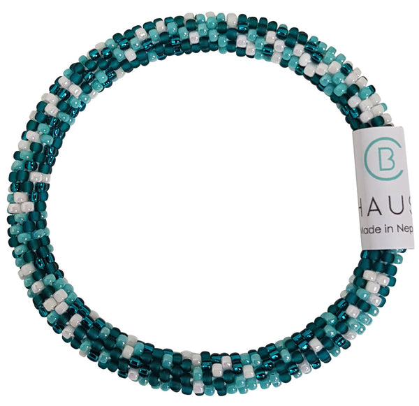 """Marina"" Roll - On Bracelet"