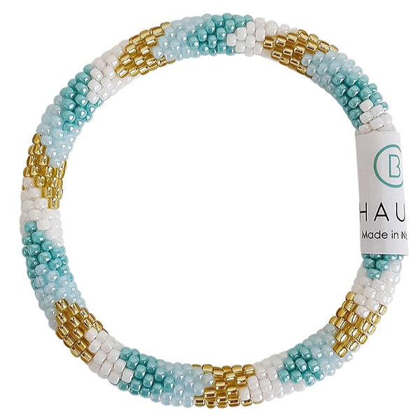"""Paris"" Roll - On Bracelet"