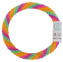 Rainbow Kids Roll - On Bracelet - Chausie