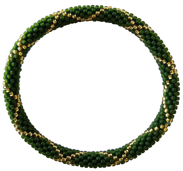 """Roz""  Roll - On Bracelet"