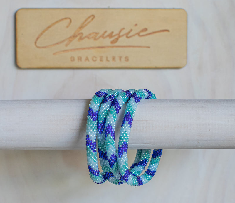 """Shae"" Roll - On Bracelet"