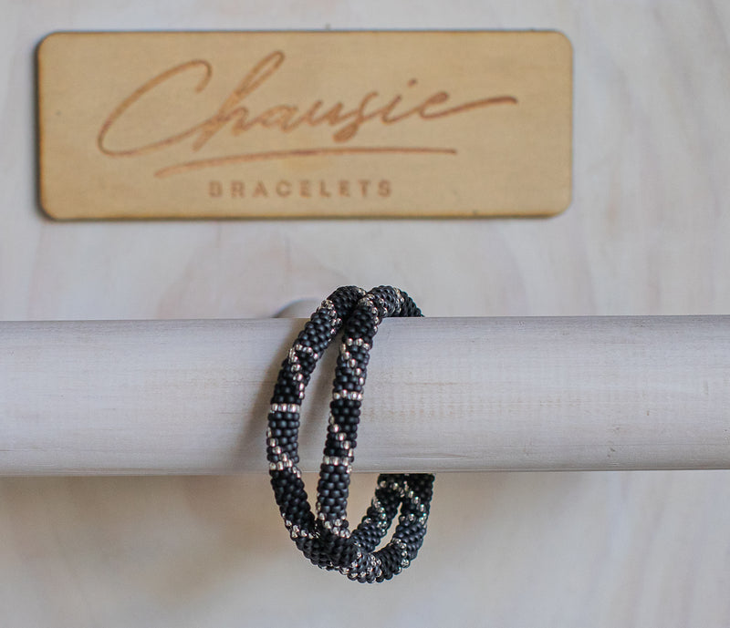 """Shani"" Roll - On Bracelet"