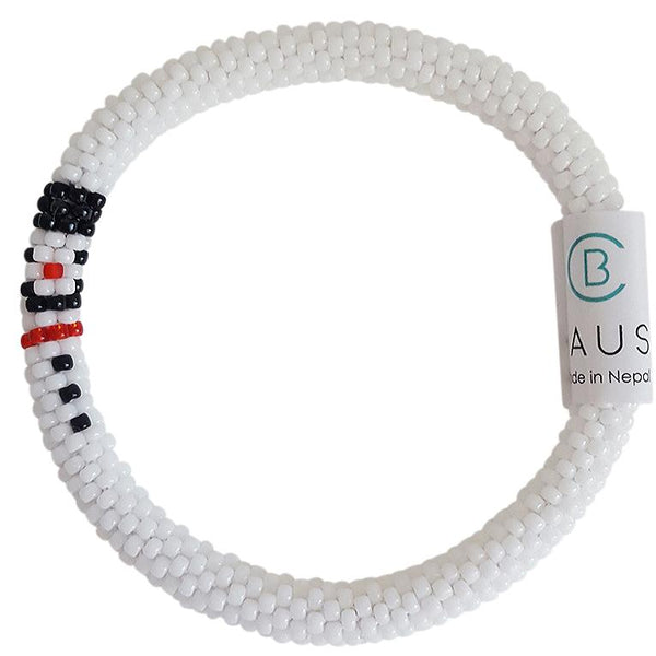 Snowman Roll - On Bracelet - Chausie