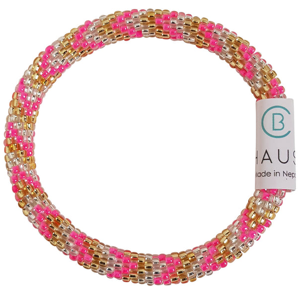 """Tahlia"" Roll - On Bracelet"