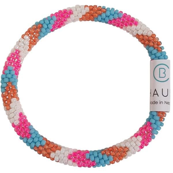 """Trudy"" Roll - On Bracelet"