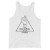 """The Revolution will be Femme"" Unisex  Tank Top"