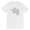 Power List Unisex T-Shirt