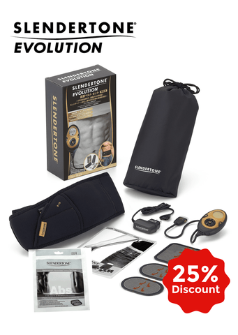 Slendertone Evolution with Extra Abs Pad Set Bundle