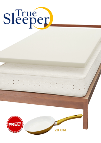 True Sleeper Premium with Free Cerafit 20cm Pan Bundle
