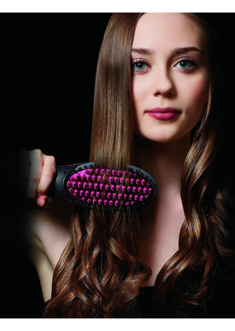 Simply Straight with Free Detangler Brush