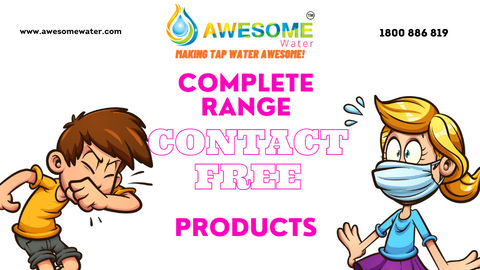 Awesome Water Contact Free Coolers