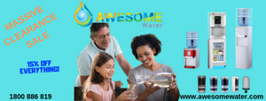 Awesome Water Coolers, Bench top Purifiers, Water Filters