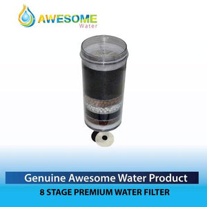 AWESOME WATER Filter Stage 8 Premium with KDF - Awesome Water